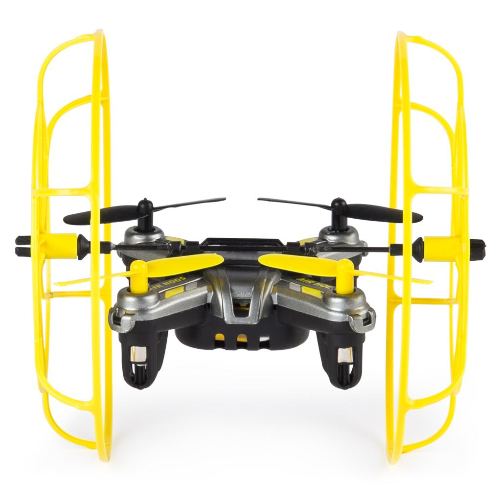 The Hyper Stunt Drone Is Unstoppable Crash And Keep On Going With From Air Hogs