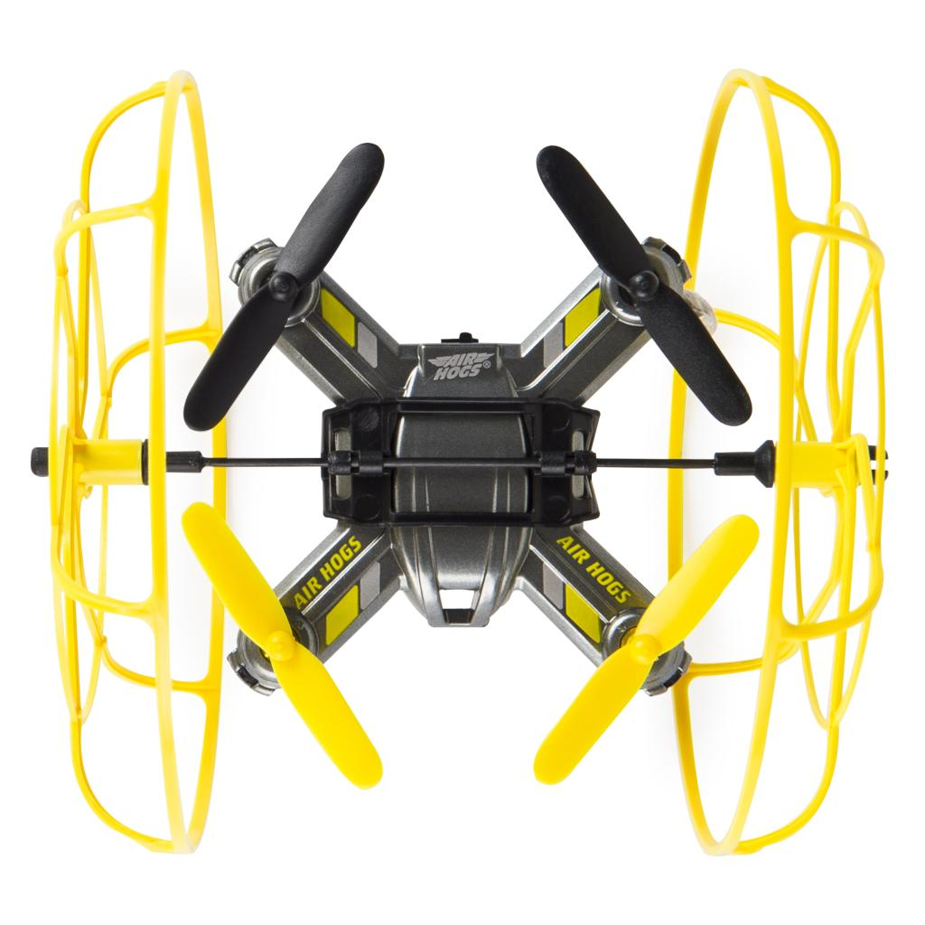 Features Pilot The Remote Control Hyper Stunt Drone