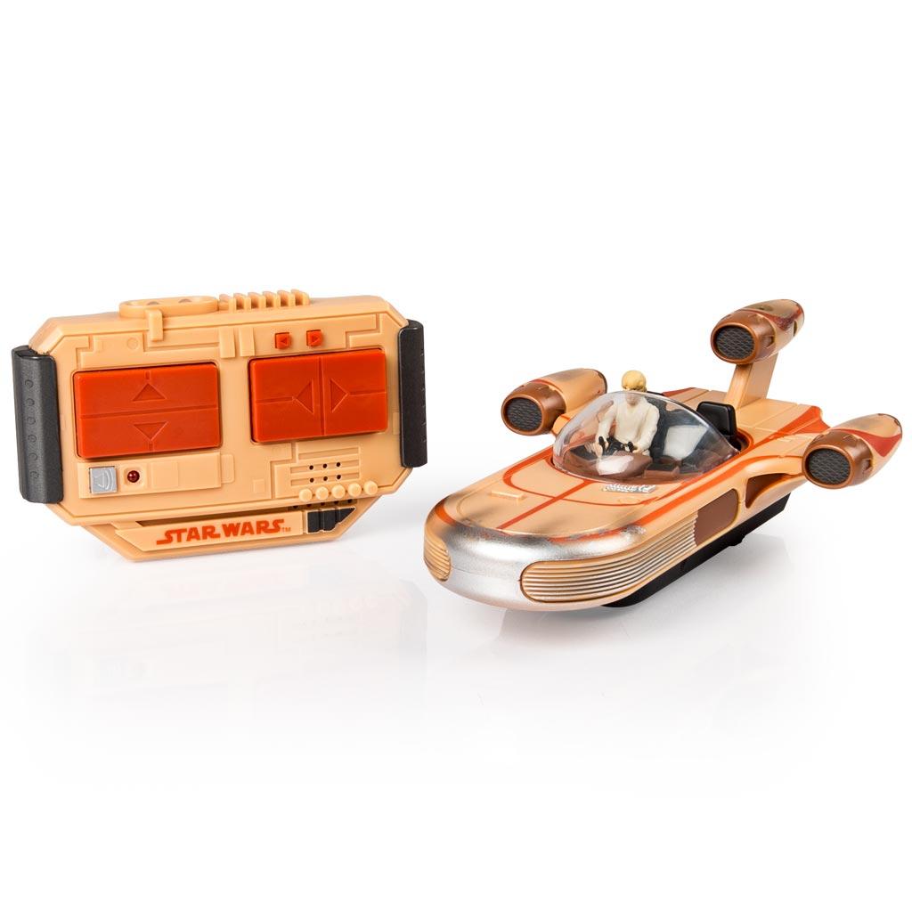 Star Wars Remote Control X-34 Landspeeder