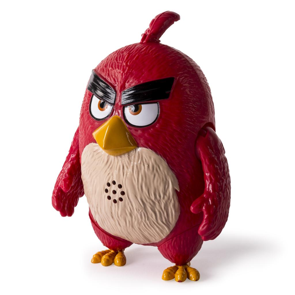 Anger Bird Toy : Spin master angry birds anger management