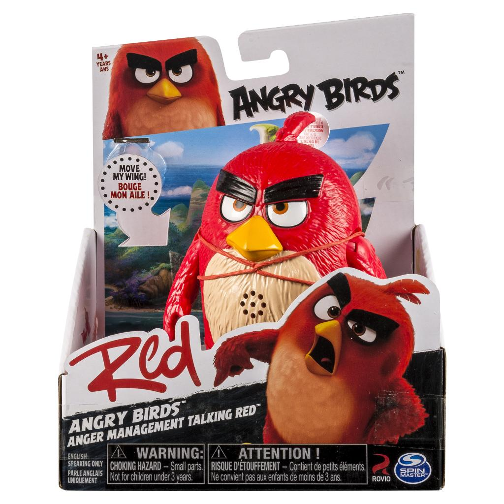 Angry Birds Angry Birds Anger Management     - Spin Master