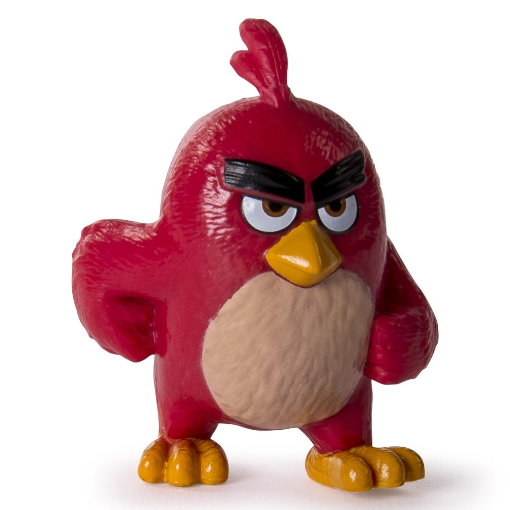 Birds Toys R Us : Spin master angry birds collectible figure red