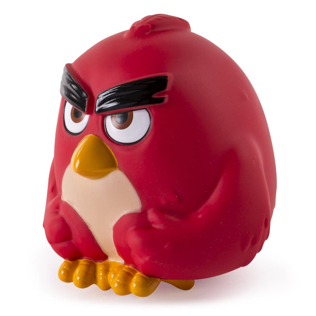spin master angry birds angry birds vinyl character red. Black Bedroom Furniture Sets. Home Design Ideas