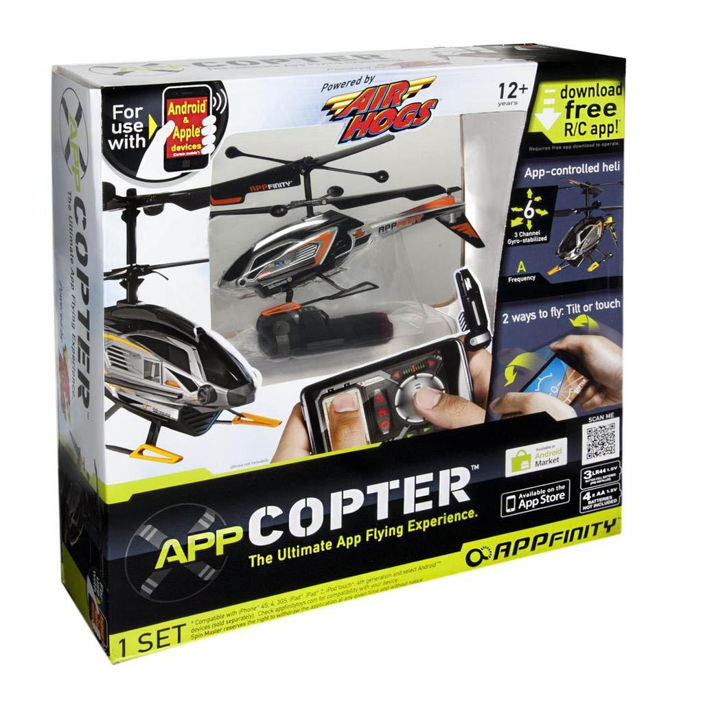 appfinity appcopter