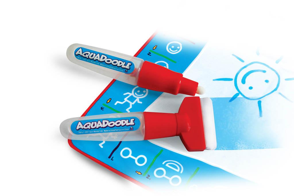 Aqua Doodle Accessories Pen Paint Brush