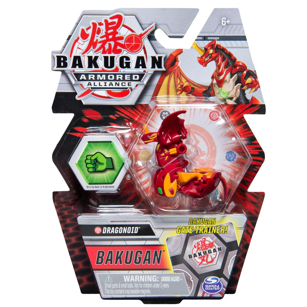 Bakugan Series Order