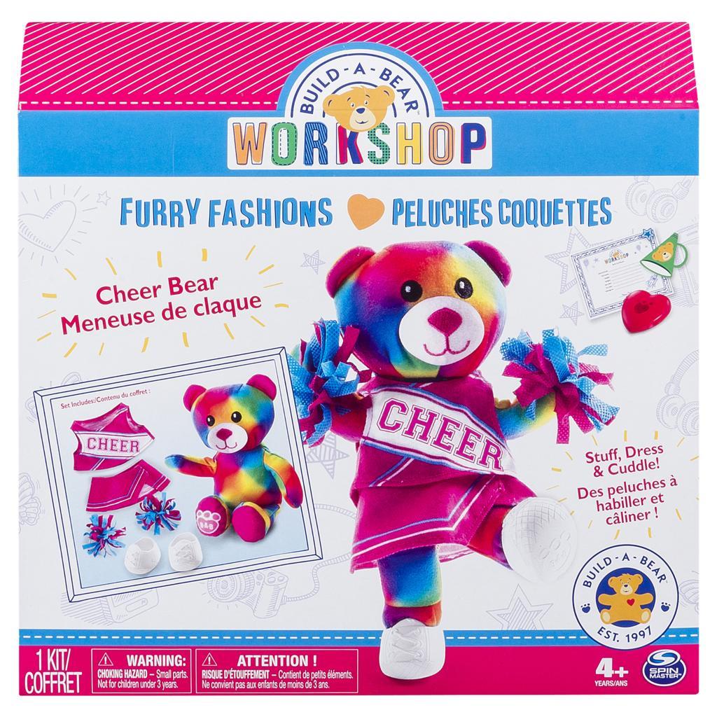 Spin Master Build A Bear Build A Bear Workshop Furry Fashions 7