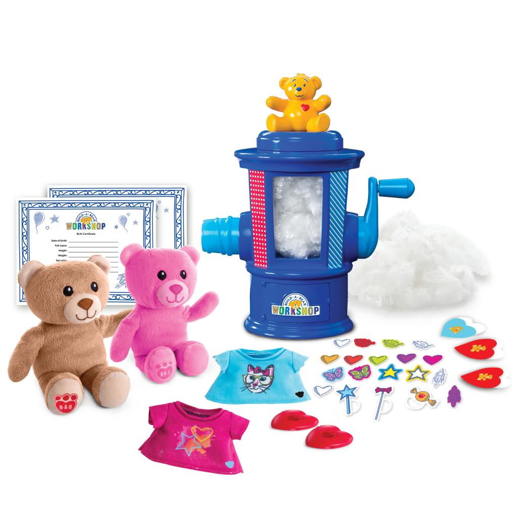 08a9291cdfe Spin Master - Build A Bear Build A Bear Workshop® Stuffing Station