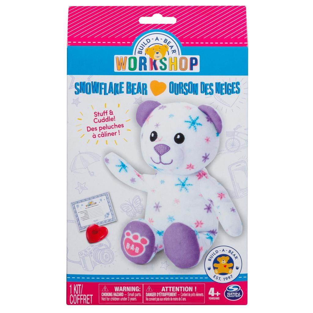 Spin Master Build A Bear Build A Bear Workshop Furry Friends