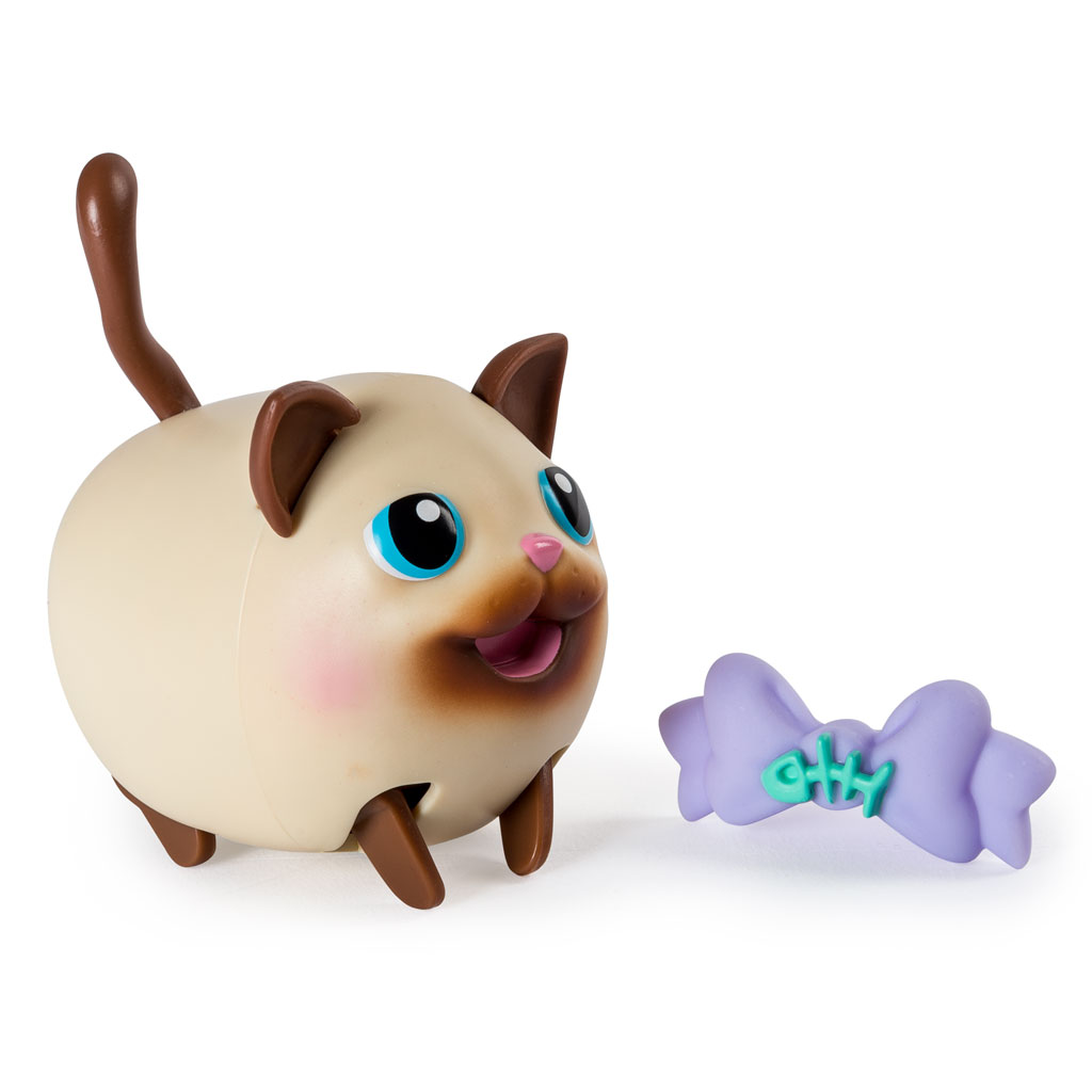 Spin Master Chubby Puppies Siamese Cat