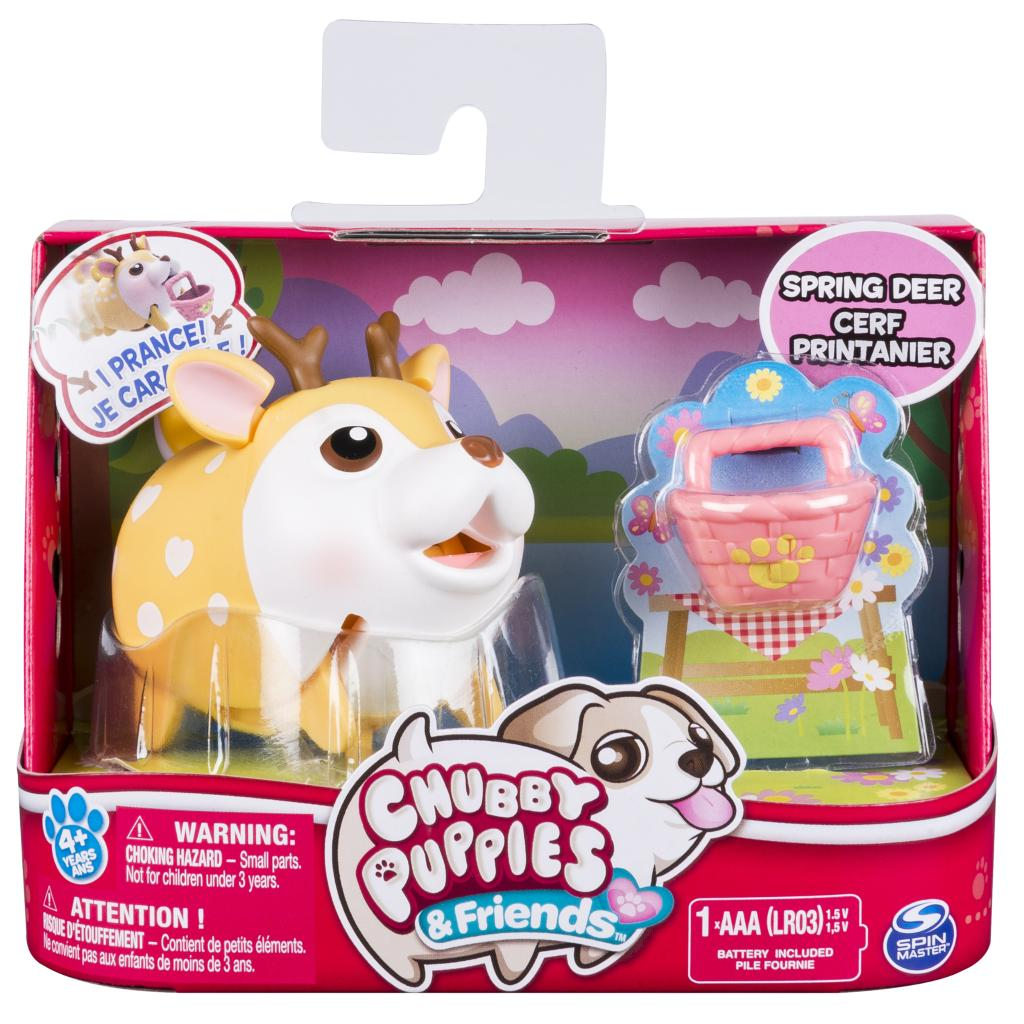 Spin Master Chubby Puppies Spring Deer