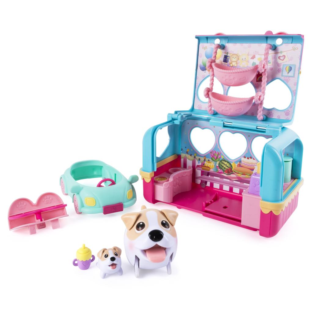 Spin Master Chubby Puppies Vacation Camper Playset Jack