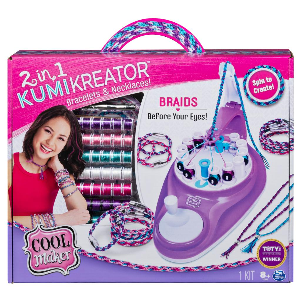 e1ebe05defc59 Spin Master - Cool Maker Cool Maker, 2 In 1 KumiKreator, Necklace ...