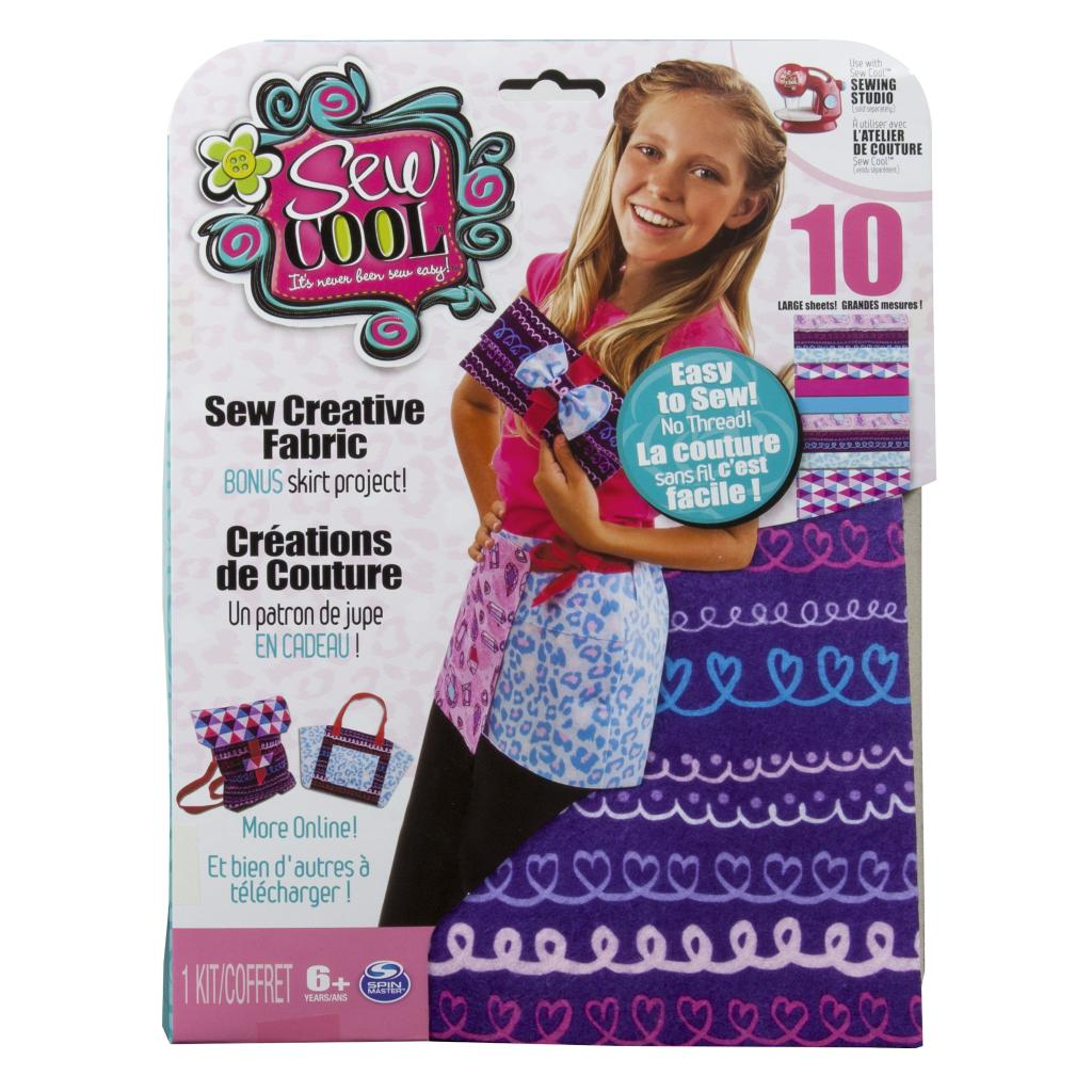 Spin Master Cool Maker Cool Maker Sew Creative Fabric Kit