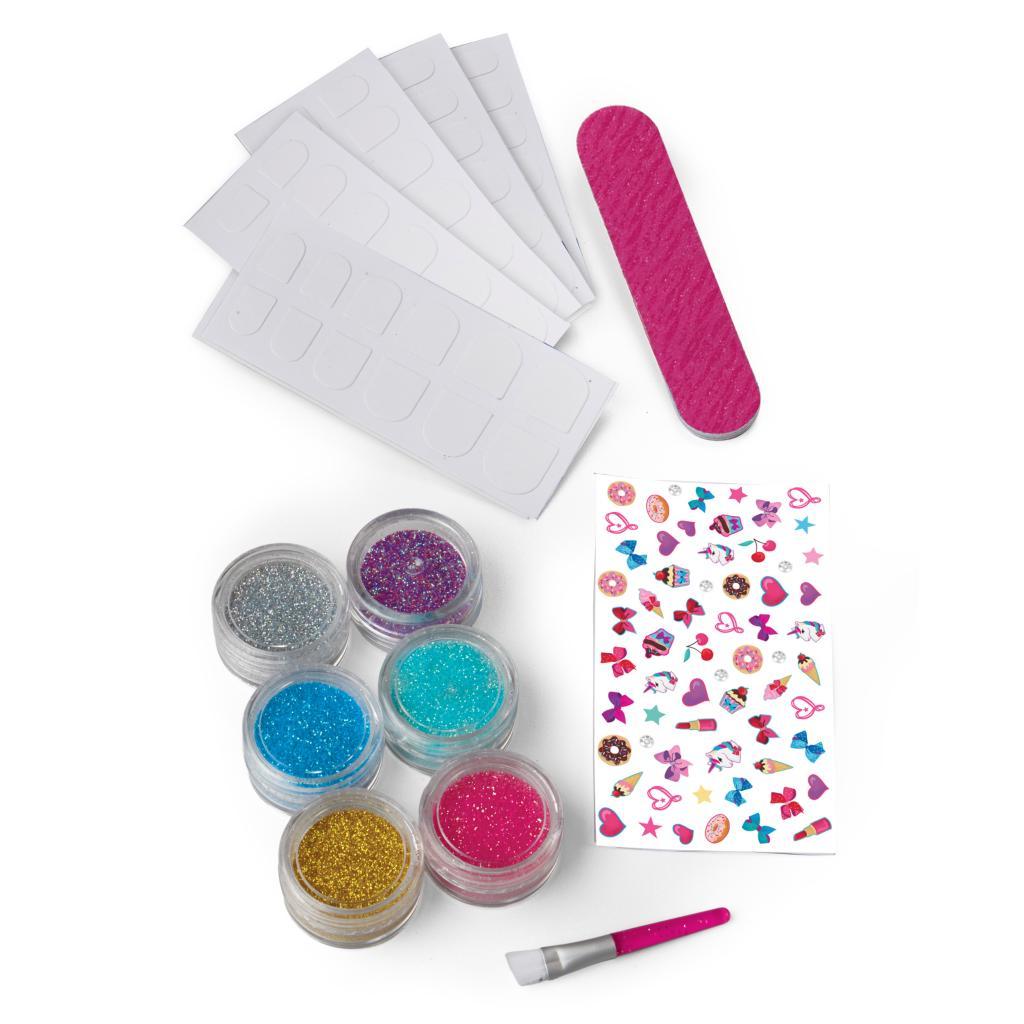Spin Master Cool Maker Jojo Glitter Nails