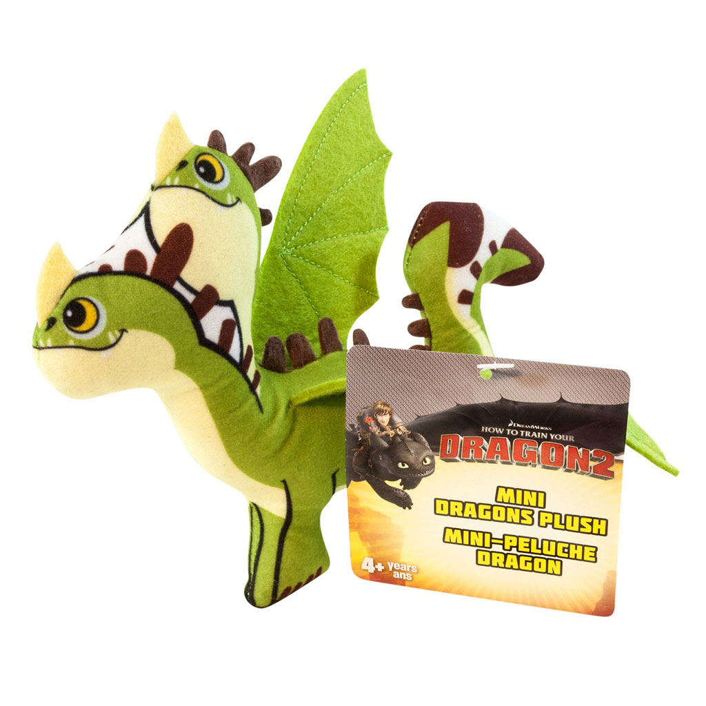 Spin master how to train your dragon 2 mini dragons plush whether its toothless meatlug or zippleback youll find just the dragon youre looking for recreate all your favorite scenes with the soft and cuddly ccuart Choice Image
