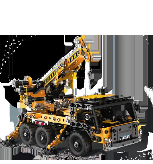 Evolution - Crane Truck