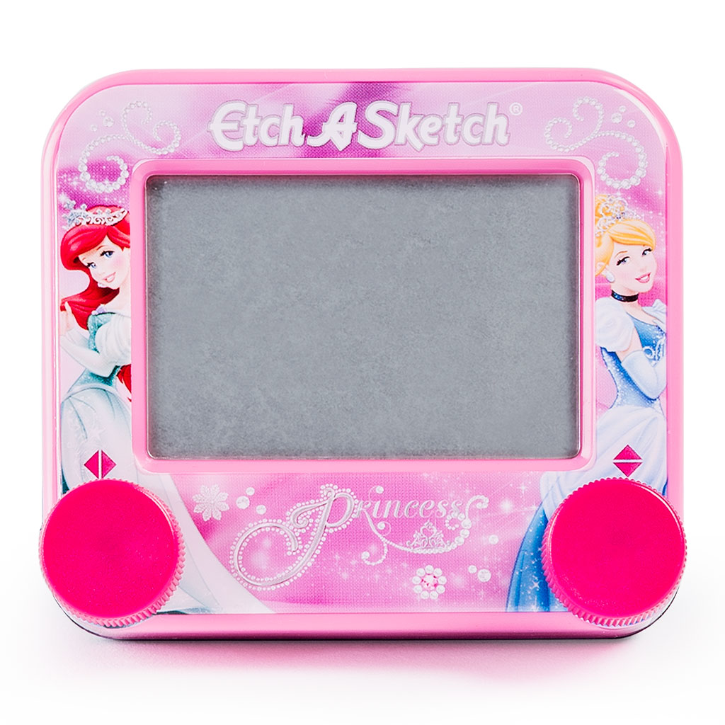 Spin Master - Etch A Sketch Etch A Sketch Pocket Disney Princess