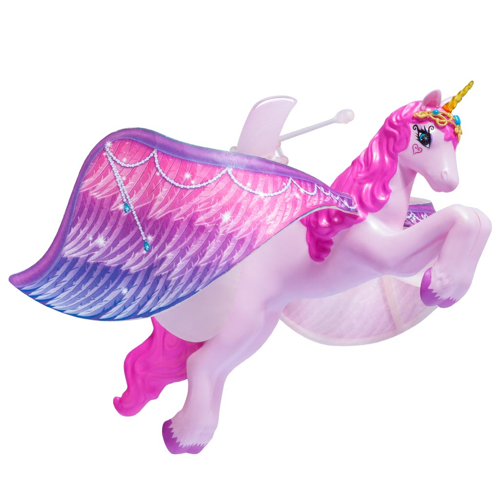 Spin Master Flutterbye Flying Unicorn