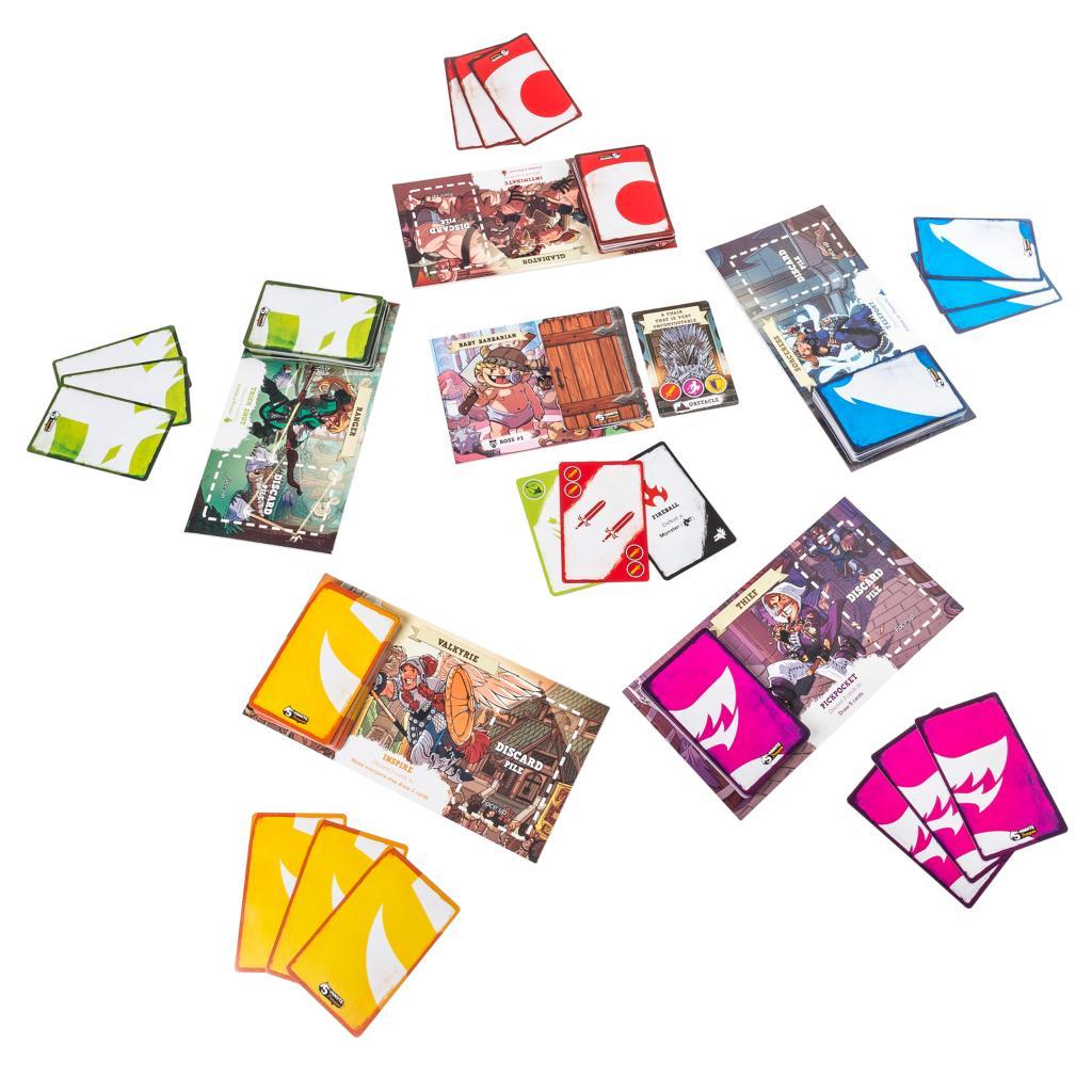 Jeu de cartes amusant de 5 minutes pour les enfants et les adultes-3380