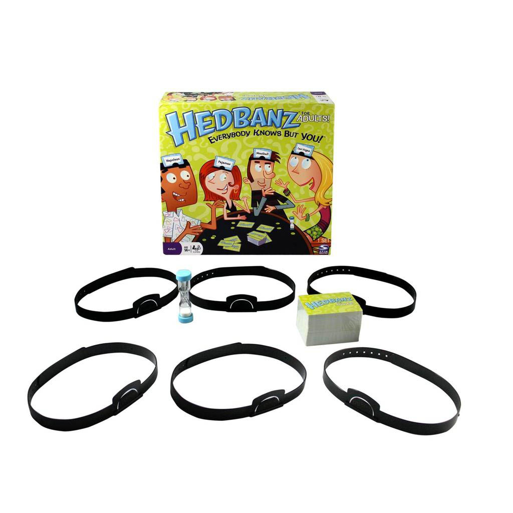 Spin master spin master games adult hedbanz solutioingenieria Images