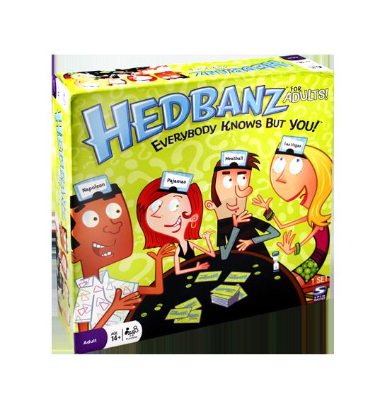 Adult HedBanz