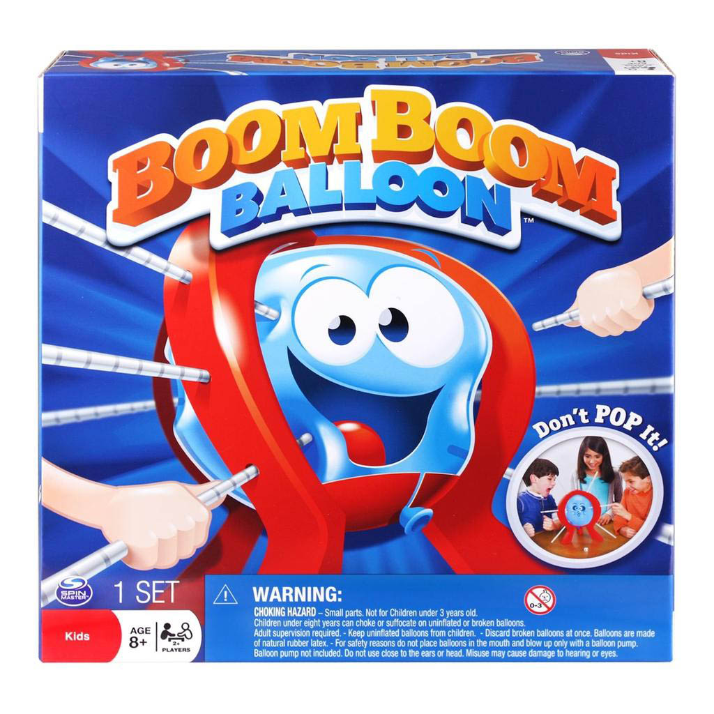 spin master spin master games boom boom balloon