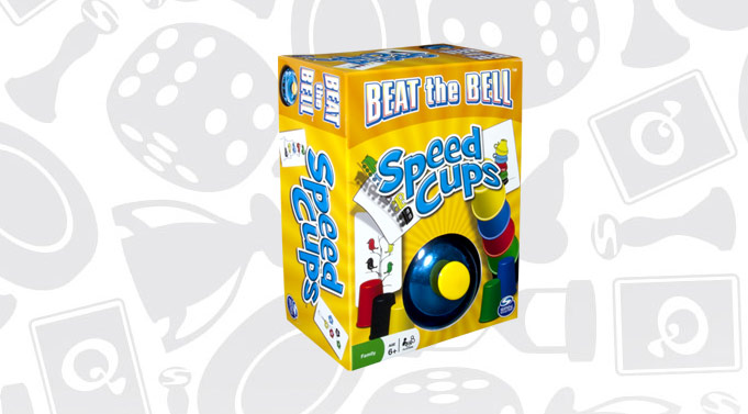 Beat The Bell Speed Cups