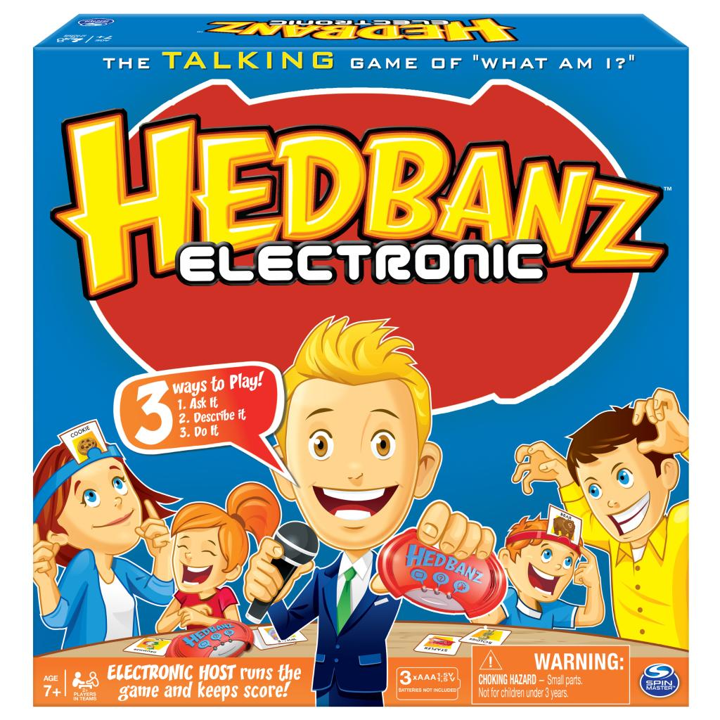Spin master spin master games hedbanz electronic features solutioingenieria Images