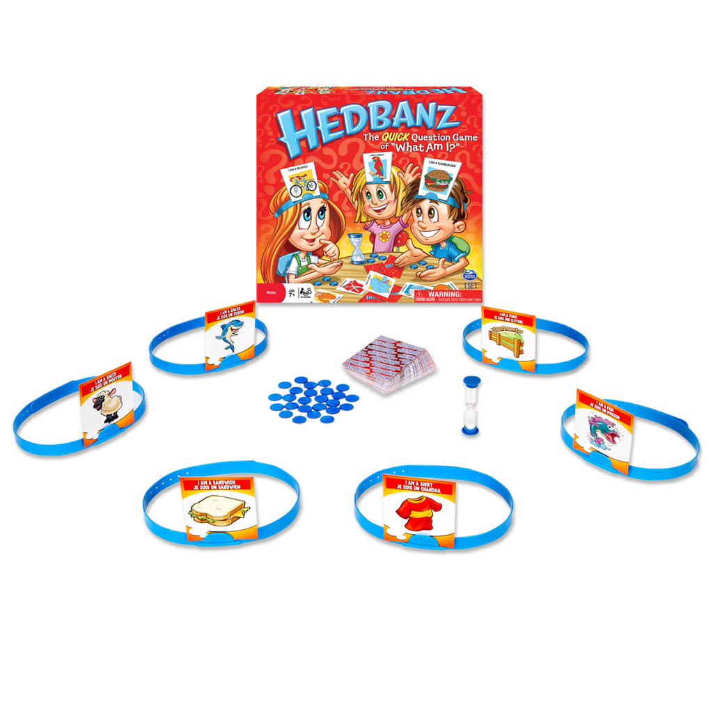 HedBanz | Spin Master Games