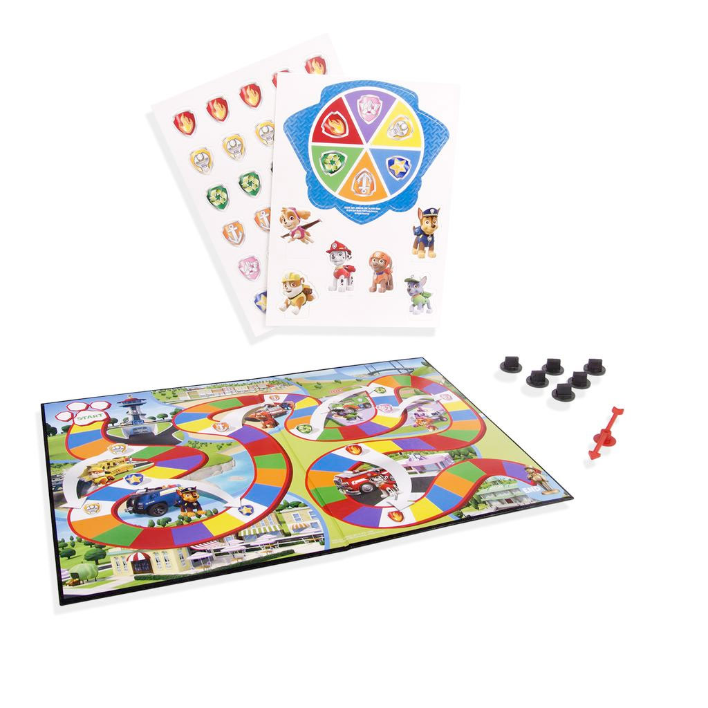 Nickelodeon PAW Patrol Adventure Board Game