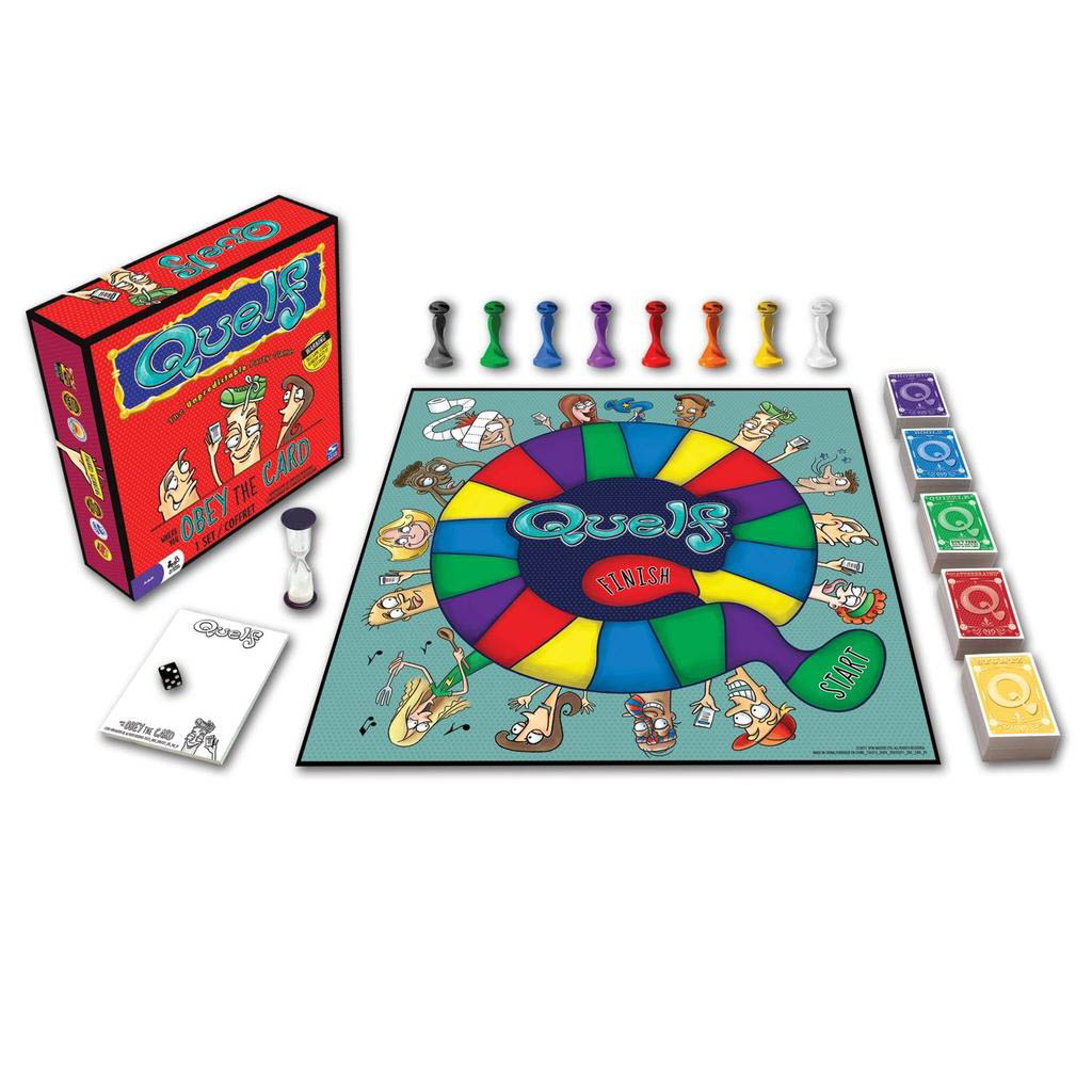 Spin Master Spin Master Games Quelf Board Game