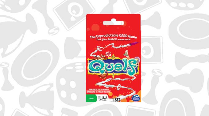 Quelf Card Game