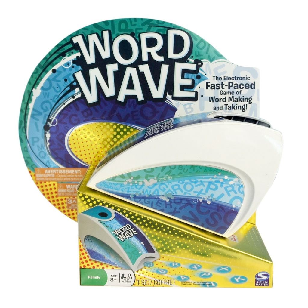 Spin Master Spin Master Games Word Wave