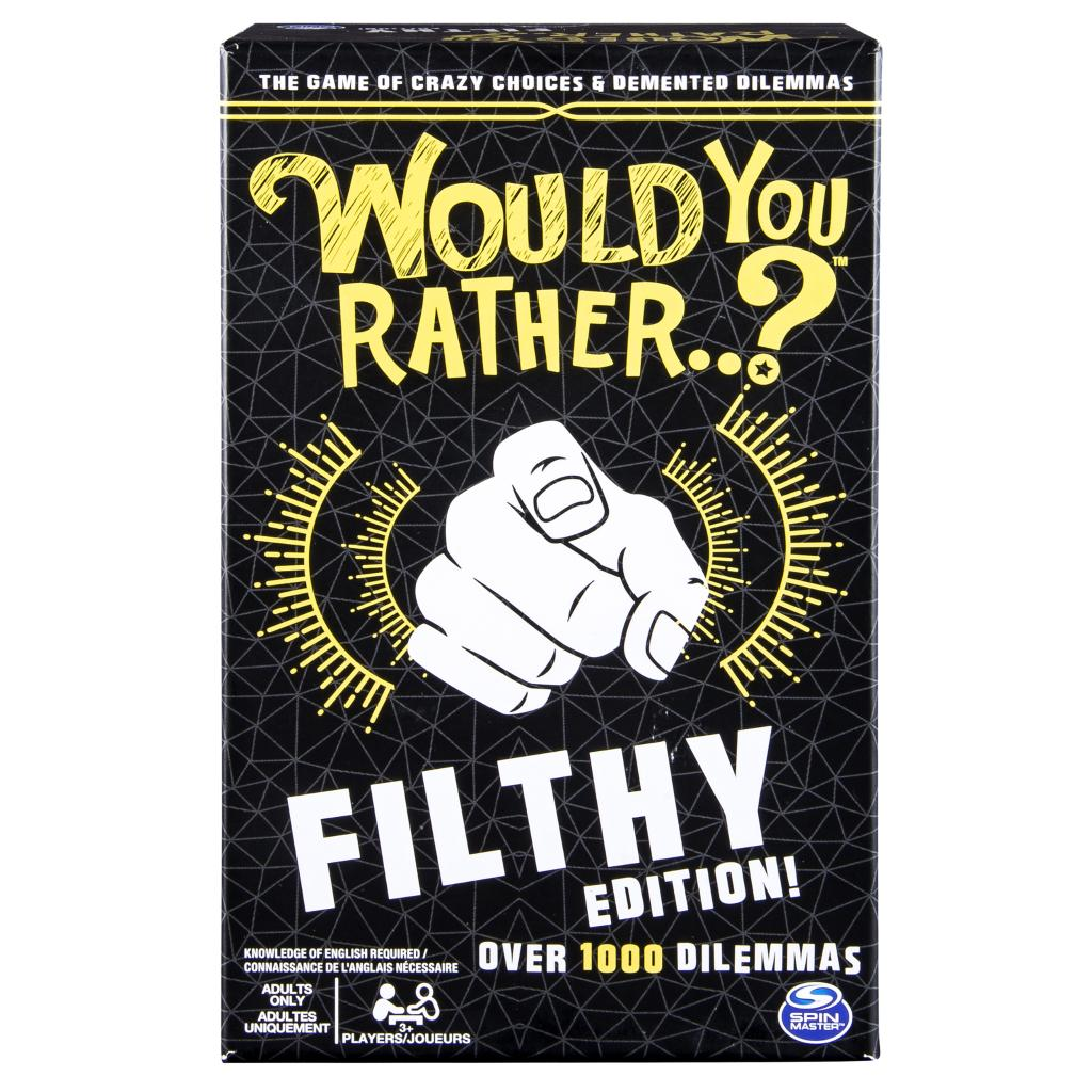 Would you rather dating edition
