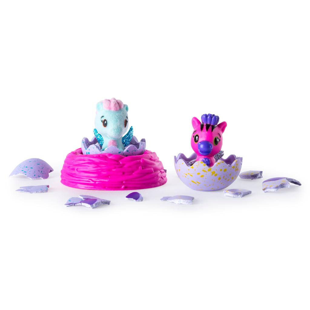 Hatchimals - CollEGGtibles - 2-Pack + Nest (Styles & Colors May Vary)