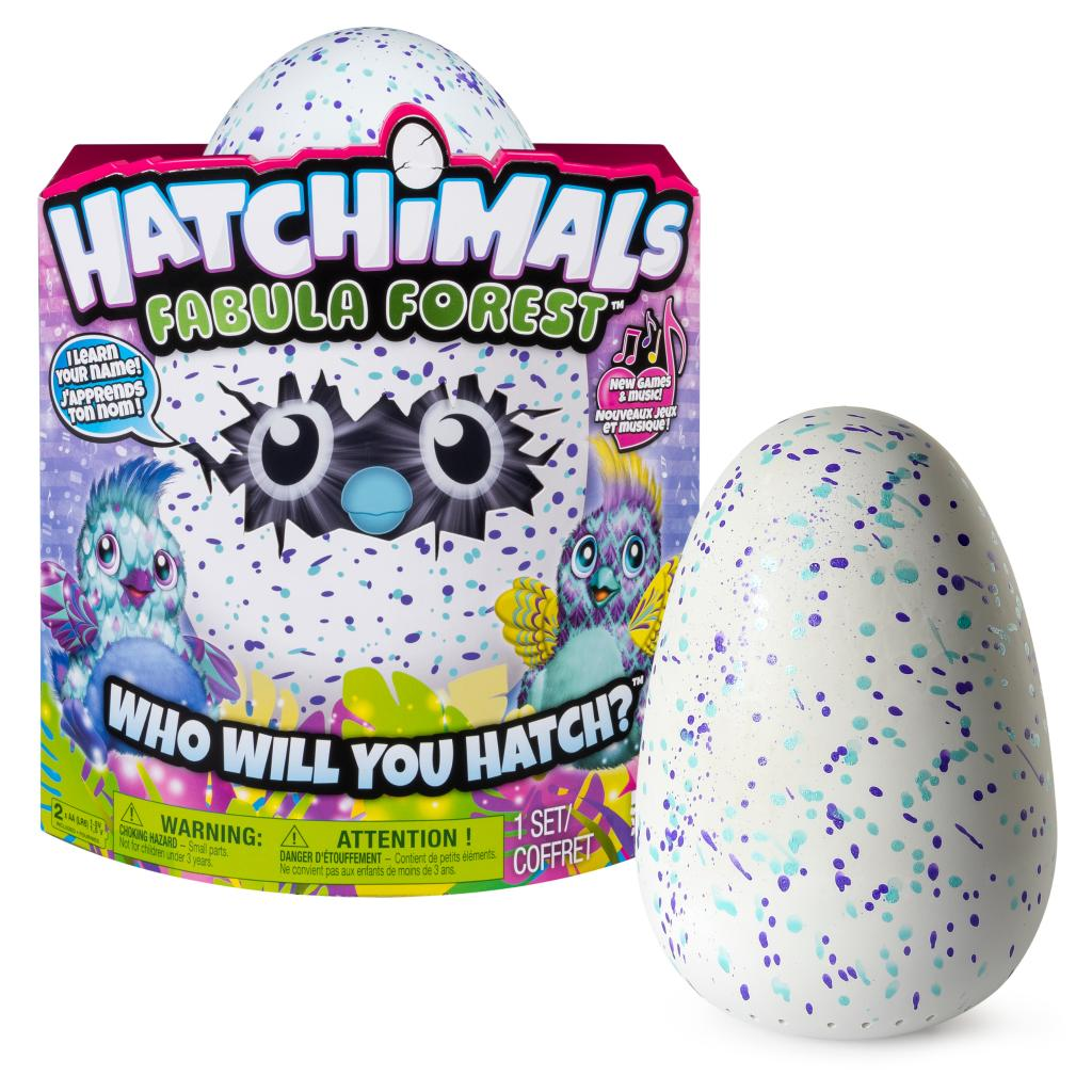 Features A Brand New Species Of Hatchimals
