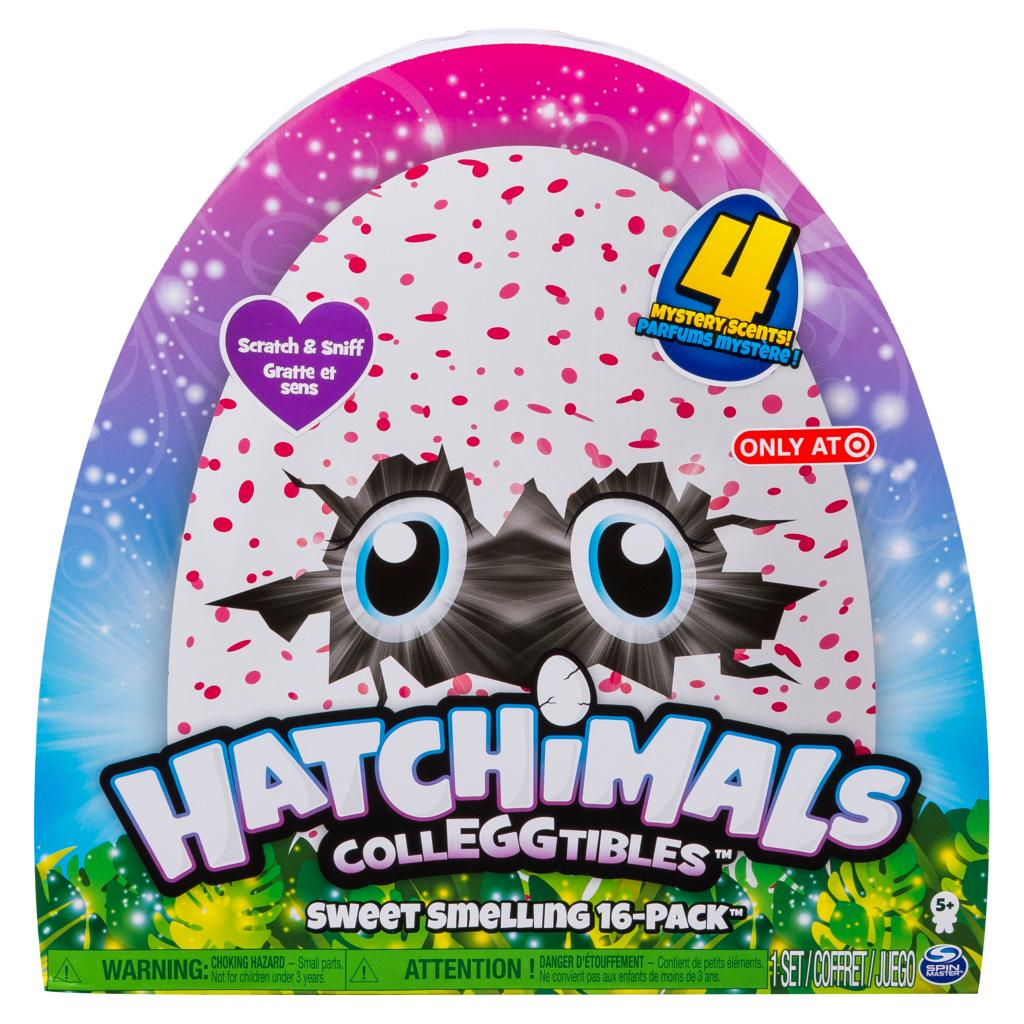 Hatchimals CollEGGtibles - Sweet Smelling 16-Pack with Hatchimals CollEGGtibles, Exclusively at Target, for Ages 5 and Up