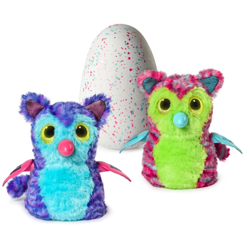 Hatchimals Fabula Forest – Hatching Egg with Interactive Tigrette by Spin Master (Styles and Colors May Vary)