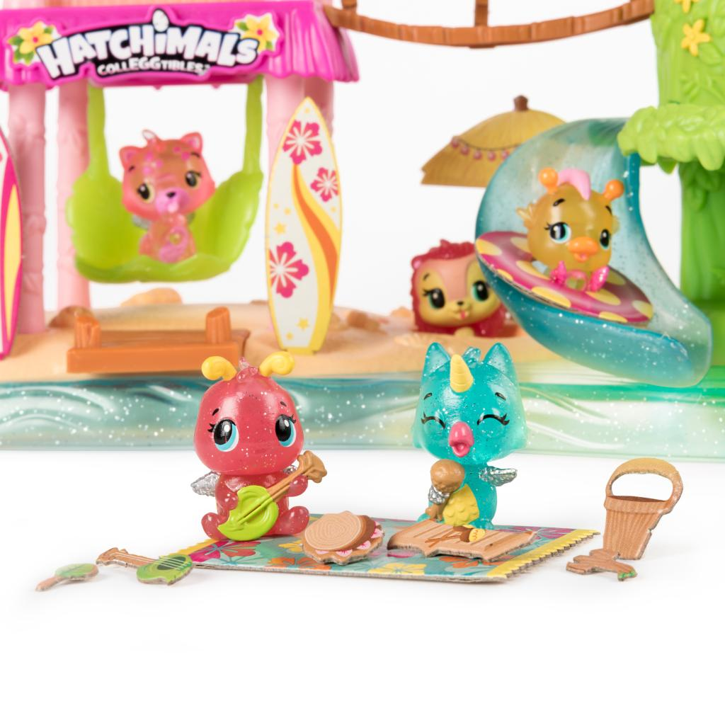 Spin Master Hatchimals Tropical Party Playset Season
