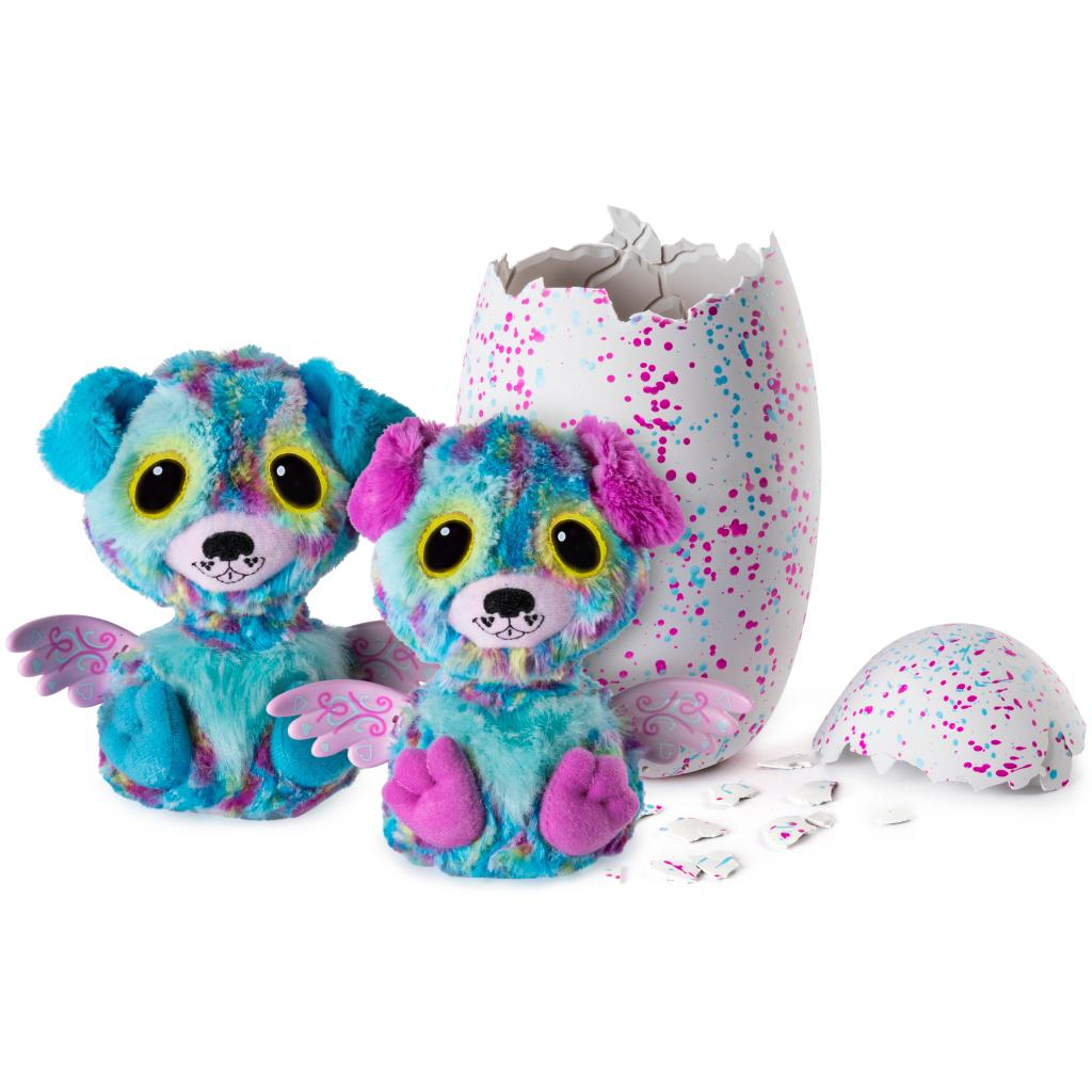 6044e4fbe590 ... push each nest together and make a loveseat for your twins! Inside each Hatchimals  Surprise you ll find magical