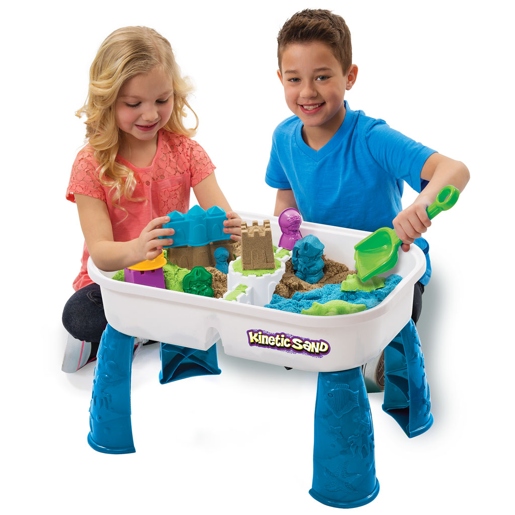 Spin Master Kinetic Sand Kinetic Sand Activity Table