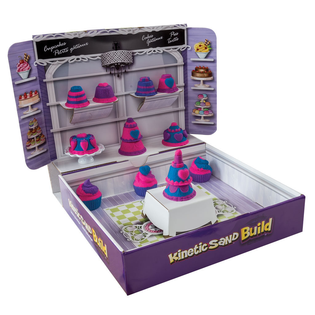 Kinetic Sand Bakery Boutique Playset