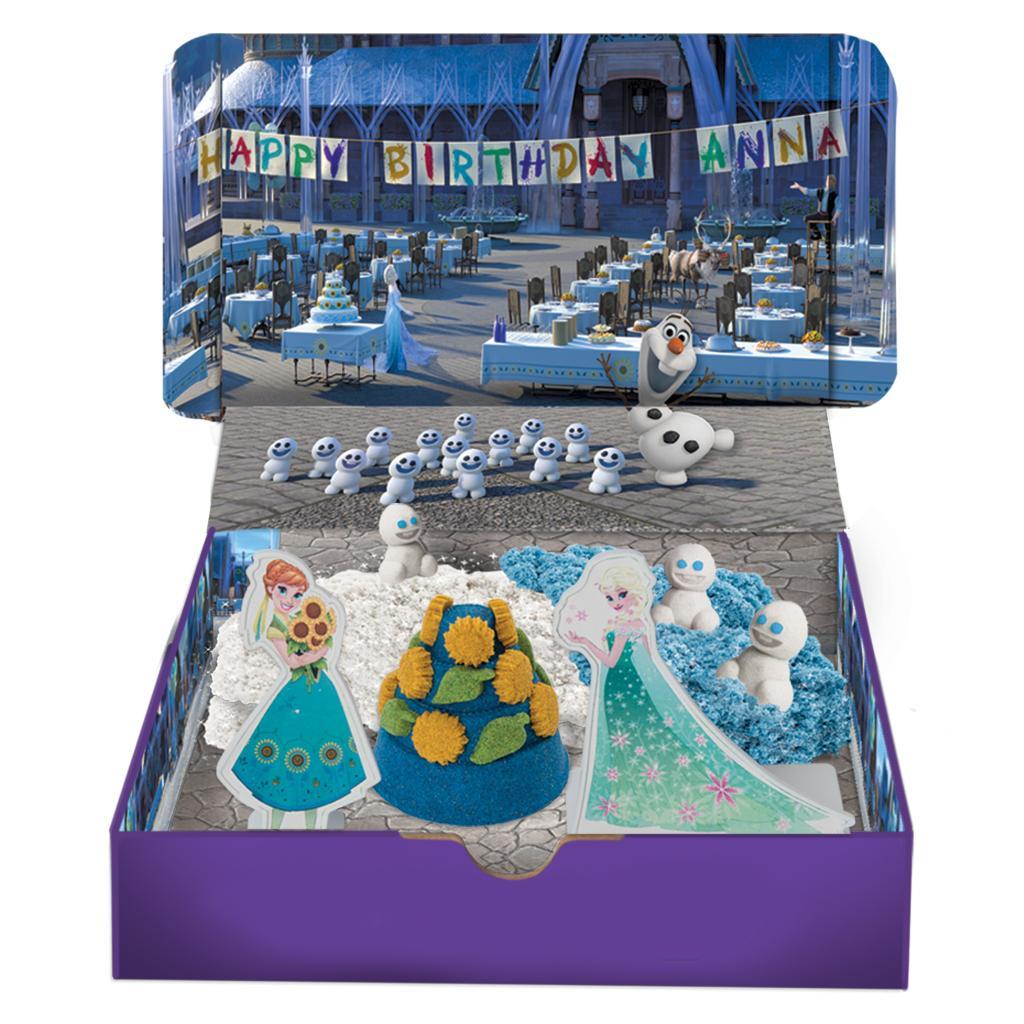 Spin Master Kinetic Sand Kinetic Sand Disneys Frozen Annas
