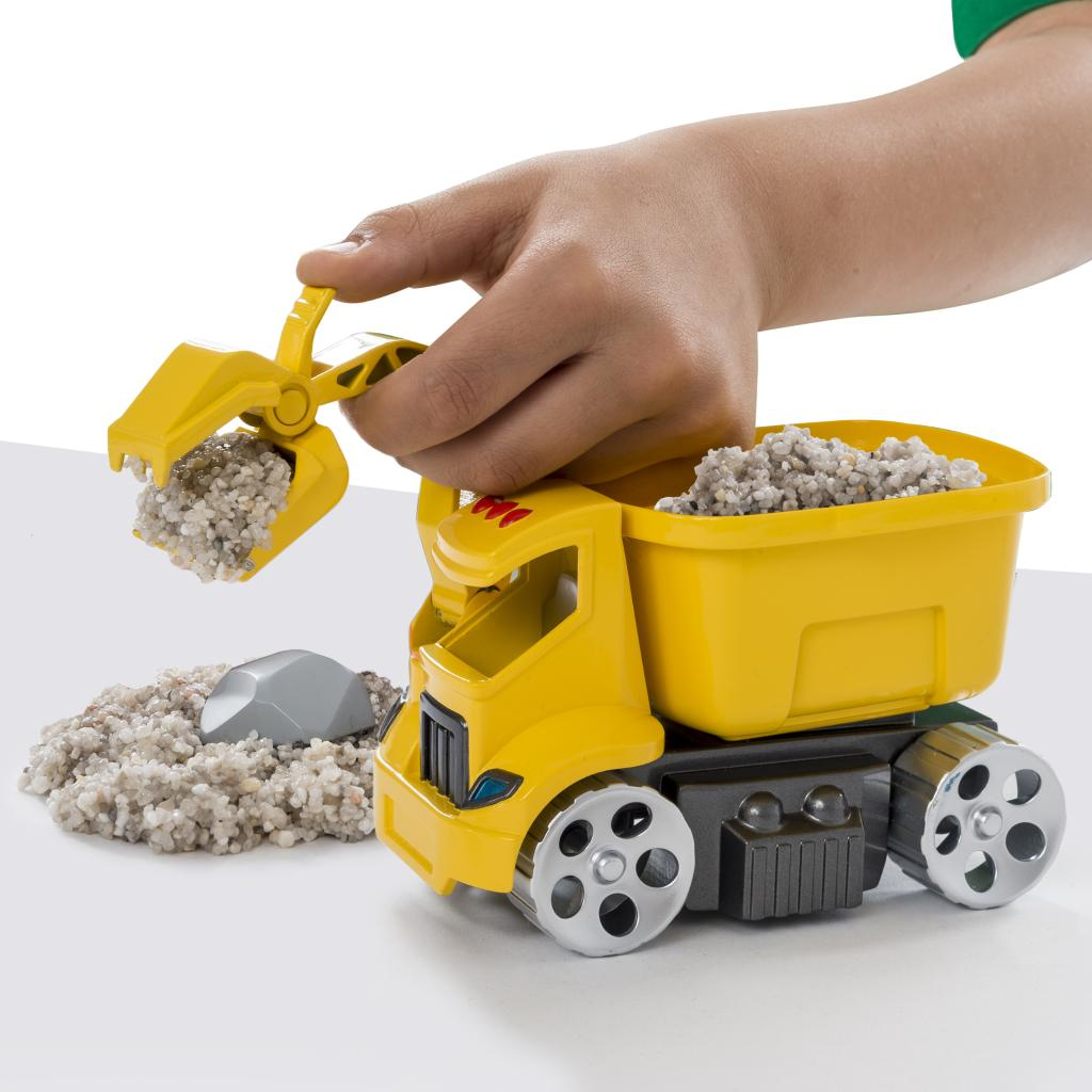 Kinetic Sand Build Construction Tools