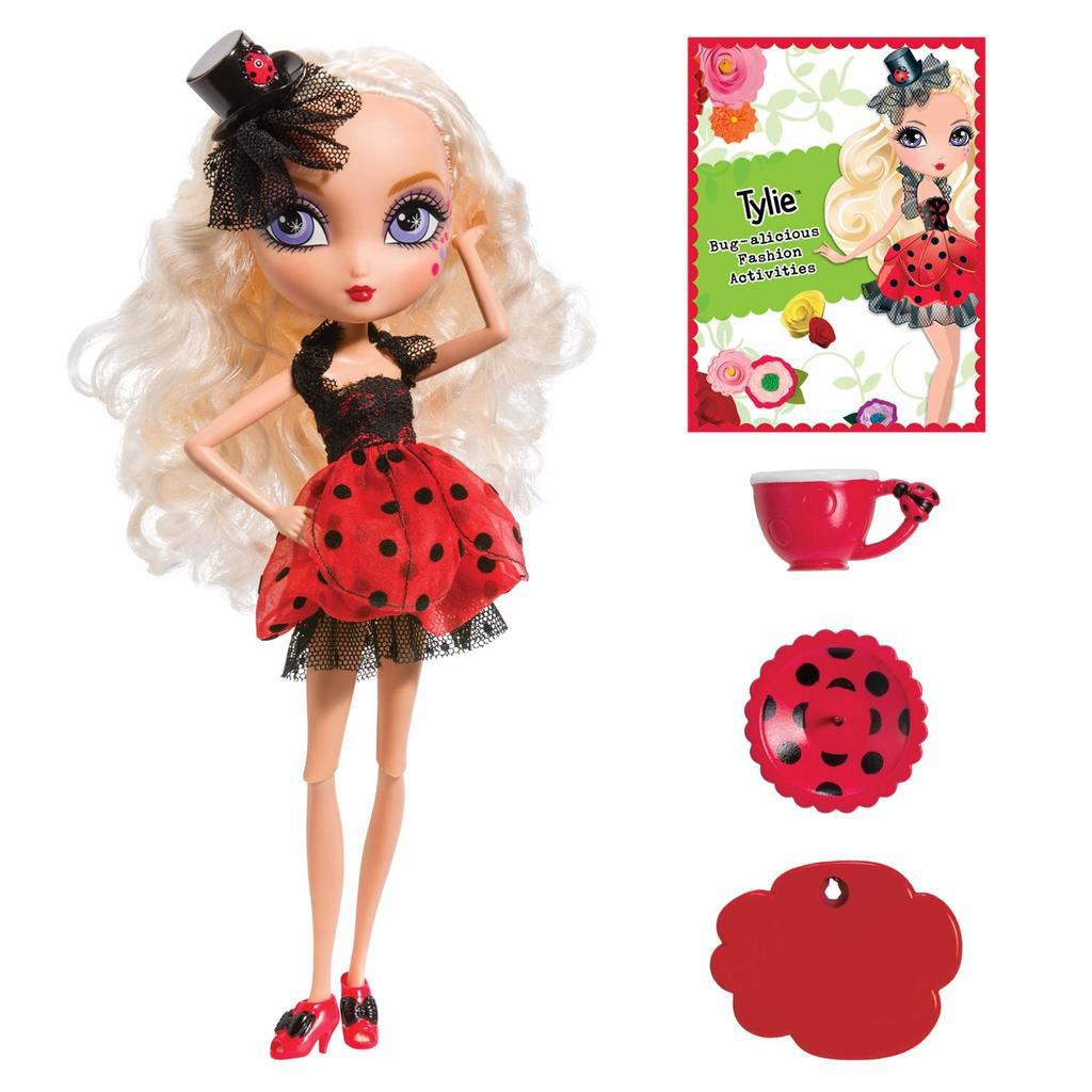 Spin Master La Dee Da Garden Tea Party Tylie As Ladybug Look