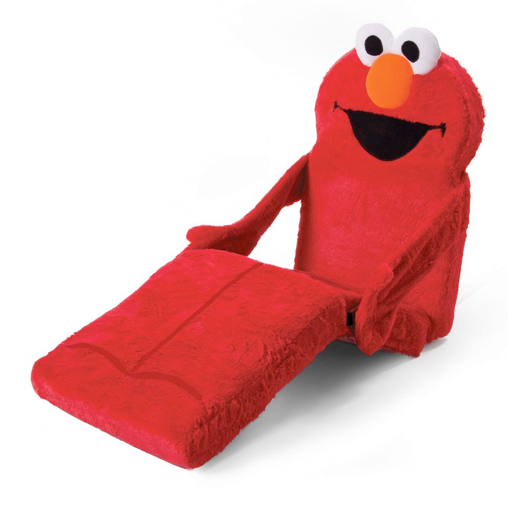 Merveilleux It Also Quickly Folds Up For Easy Storage. Bring Home Your Childu0027s Favorite  Sesame Street Friend With The Marshmallow 3 In 1 Elmo Chair!
