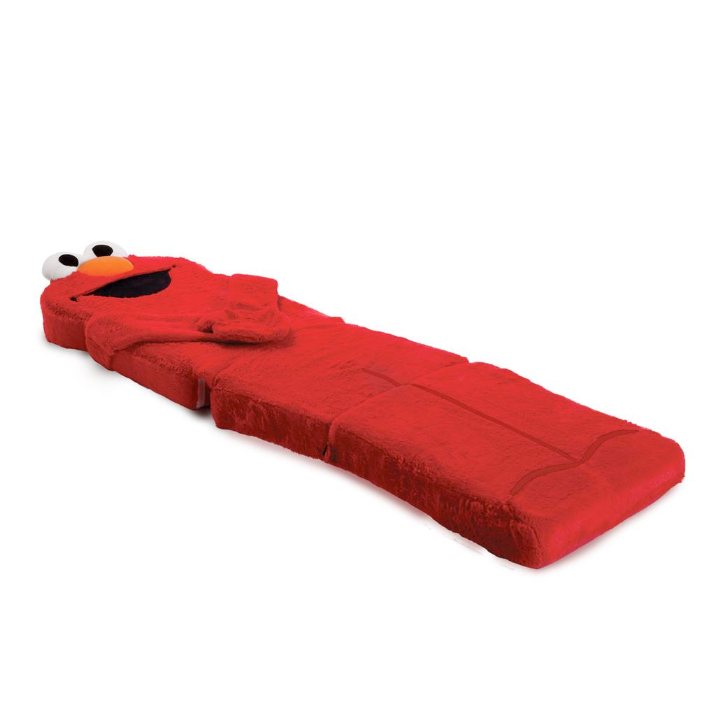 Marshmallow   Sesame Street   3 In 1 Elmo Chair