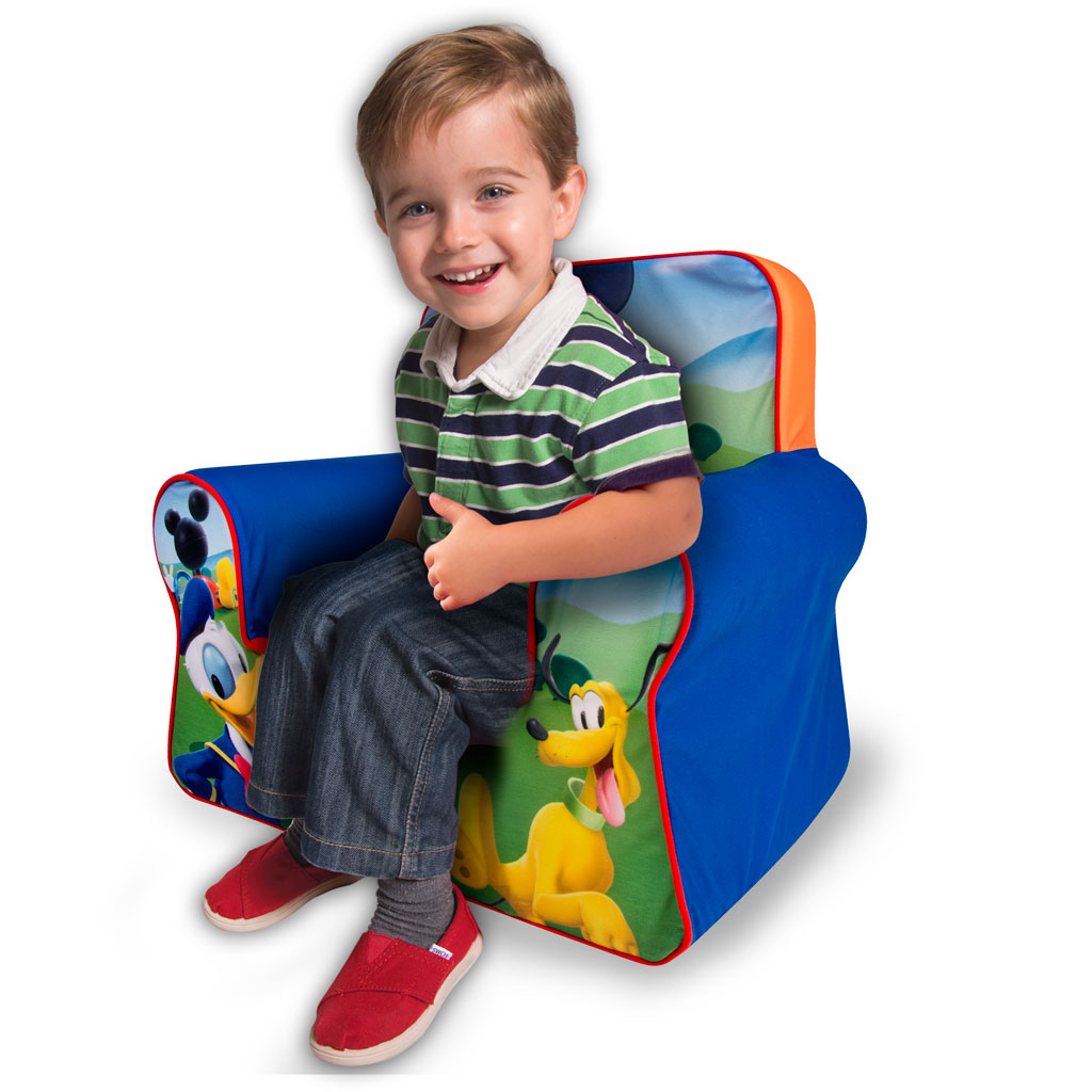 Spin Master Marshmallow Furniture Marshmallow Comfy Chair Mickey Mouse
