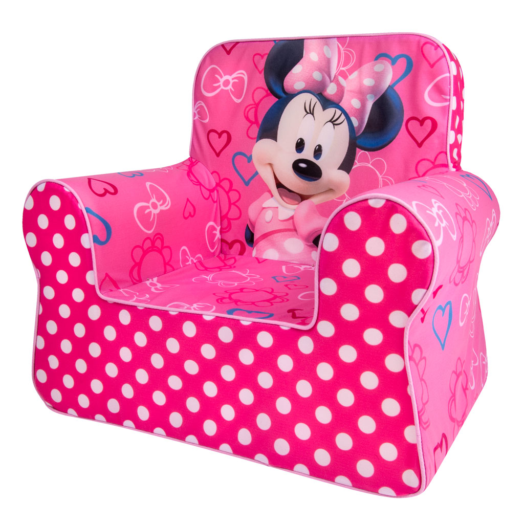 Bon Marshmallow   Comfy Chair   Minnie Mouse